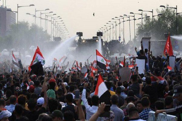 """منظمة حقوقية: الأمن العراقي يواصل استخدام """"القوة القاتلة"""" ضد المتظاهرين"""