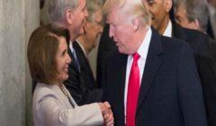 سي إن إن: نانسي بيلوسي تسجل اسم ترامب في التاريخ