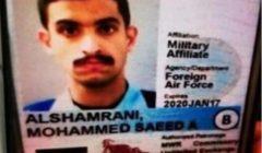 """""""تبرأت منه"""".. أول تعليق من عائلة السعودي مُطلق النار بالقاعدة الأمريكية"""