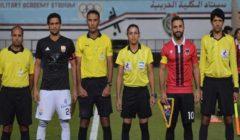 """""""لسنا أقل منهم"""".. محكمات الكأس يتحدثن لـ""""مصراوي"""" عن تجربة الظهور في مباريات الرجال"""
