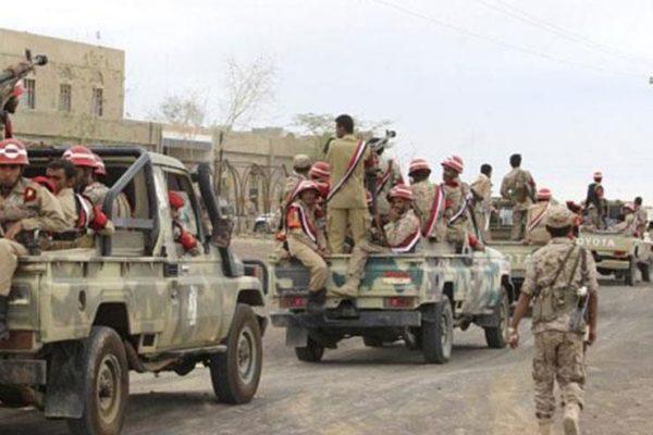الجيش اليمني يستهدف تحركات للحوثيين شرقي البيضاء