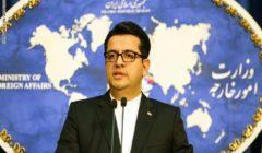 الخارجية الإيرانية: اتهامات البرلمان الأوروبي غير بناءة