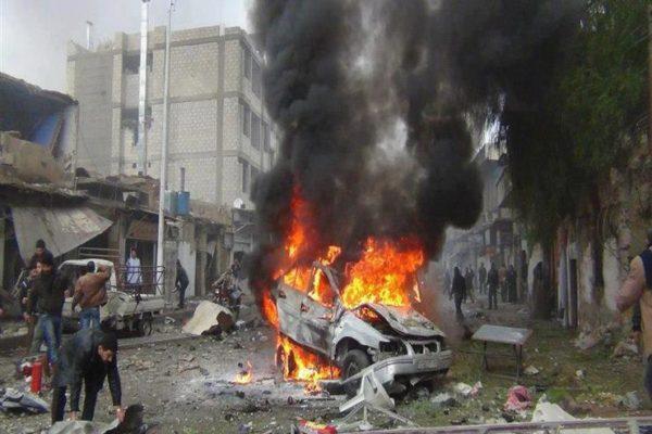 سوريا: مقتل وإصابة 6 أشخاص في انفجار سيارة مُفخخة بريف الحسكة