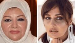 عفاف شعيب لحلا شيحة: مينفعش تقلعي كده مرة واحدة !! .. شاهد بالفيديو
