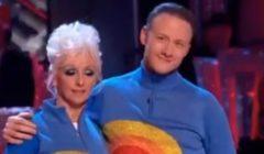 عجوز عمرها 60 عاما تفوز بمسابقة رقص في بريطانيا   فيديو