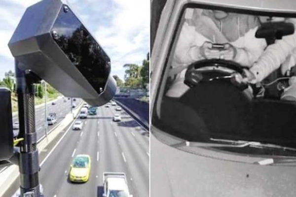 أستراليا تشغل أول كاميرات لكشف مستخدمي المحمول أثناء القيادة