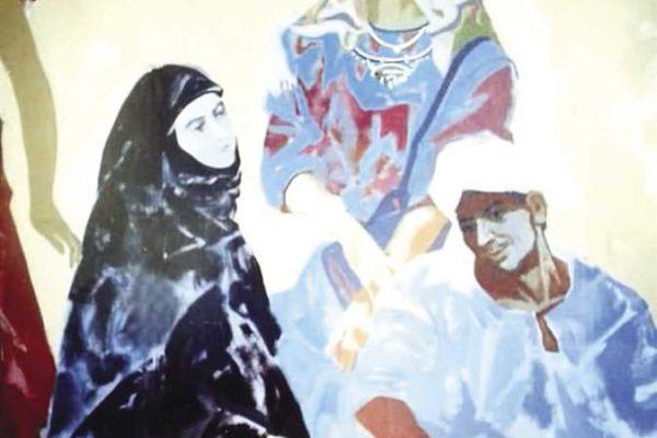 بعنوان «بعد 30 سنة».. نوار وتيفانيان يفتتحان معرض الفنان التشكيلي الروسي ديمتري أفيريانوف