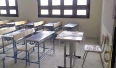 معهد ومدرسة «محمد صلاح» في نجريج تستعد لاستقبال التلاميذ