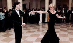قصة فشل بيع فستان ارتدته الأميرة ديانا للرقص مع جون ترافولتا في البيت الأبيض