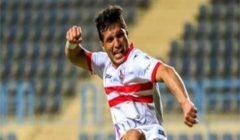 أداء عنيف من طارق حامد ضد لاعبي بيراميدز