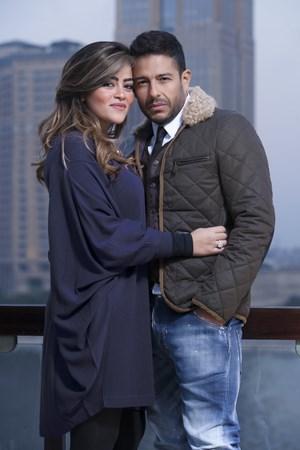 منزل محمد حماقي وزوجته
