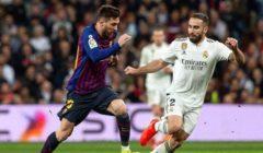 إعلان موعد مباراة الكلاسيكو في الدور الثاني من الدوري الأسباني