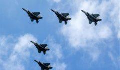 طائرات إسرائيلية تقصف موقعا لحماس في قطاع غزة