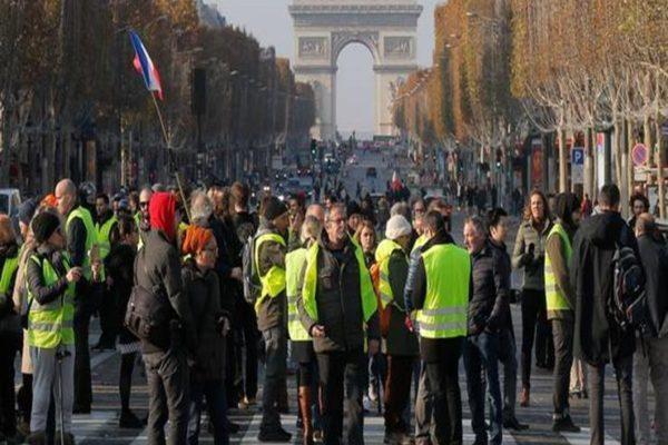 مظاهرات جديدة ضد إصلاح نظام المعاشات في فرنسا