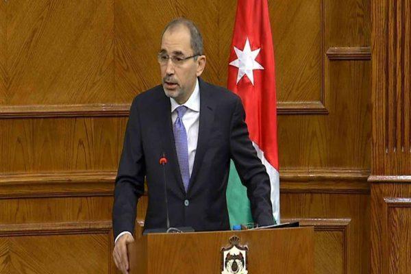 وزير الخارجية الأردني يبحث في العراق تطورات الأحداث بالمنطقة