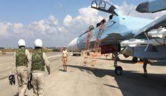 """""""سانا"""": إحباط هجوم بطائرات مسيرة استهدفت قاعدة حميميم في إدلب"""