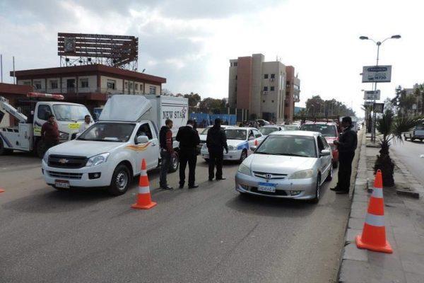 ضبط 4 آلاف مخالفة مرورية و16 سائقا تحت تأثير المخدر خلال يوم
