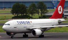 الخطوط الجوية التركية توقف رحلاتها لأربع مدن صينية