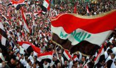 بدء تظاهرة مليونية لأنصار الصدر ضد التواجد الأمريكي بالعراق