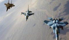 العراق.. تحليق كثيف للطيران الأمريكي على الشريط الحدودي مع سوريا