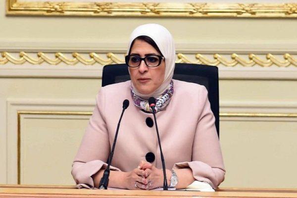 وزيرة الصحة تستقبل نظيرها السوداني لدعم المنظومة الصحية
