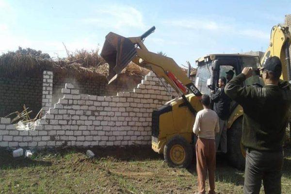 """غرامة 5 ملايين جنيه وحبس.. """"الزراعة"""": حملة لمنع التعديات على الأراضي الزراعية"""