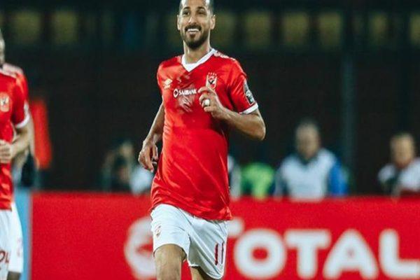 وليد سليمان: علاقتي بالأهلي أكبر من مجرد عقد.. أنا مشجع قبل أن أكون لاعبًا