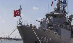 مصدر عسكري فرنسي: فرقاطة تركية شاركت في نقل مدرعات عسكرية إلى ليبيا
