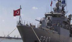 مصدر عسكري فرنسي: فرقاطة تركية نقلت مدرعات عسكرية إلى ليبيا