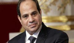 الرئيس السيسي يوفد مندوبا للتعزية في وفاة حرم الفريق أسامة ربيع