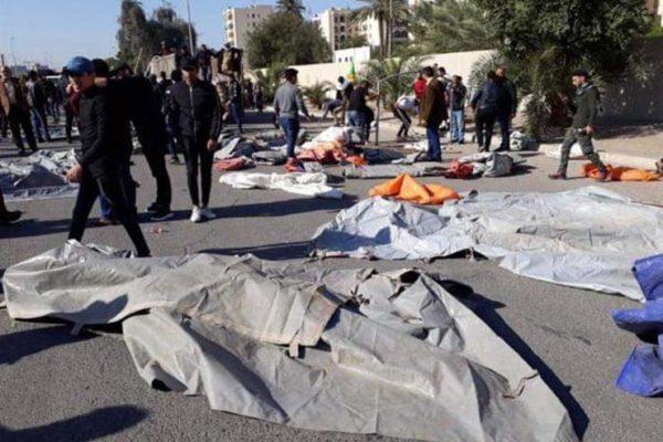 بعد اقتحام السفارة الأمريكية.. سفارات تفكر في نقل أنشطتها من بغداد
