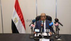 وزير التنمية المحلية يتفقد المنطقة الصناعية بوادي النطرون