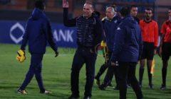 """""""واجهنا ما يسقط ريال مدريد ونتعرض لحرب"""" .. إبراهيم حسن يعلق على رحليه من سموحة"""