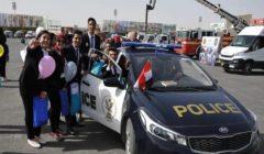 نشرة الحوادث المسائية.. الشرطة تحتفل بعيدها الـ 68 وتفعيل ماكينات الأحوال المدنية