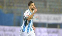 عبد الله السعيد يعوّض احتفاله بهدفه الـ 100 من الملعب بصورة