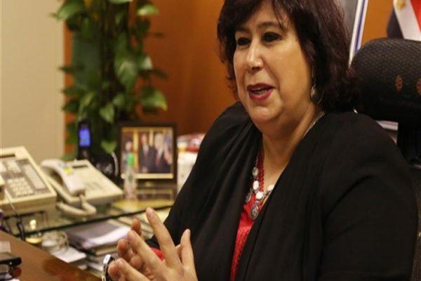 وزيرة الثقافة: مصر حاضنة للمبدعين وملتقى للثقافات