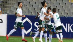 المصري يتعادل أمام أسوان بعد مباراة مليئة بركلات الجزاء
