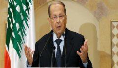 الرئيس اللبناني يدعو الجيش وقوات الشرطة لاستعادة الأمن بوسط بيروت