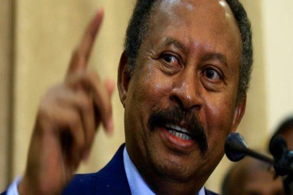 رئيس وزراء السودان: الشراكة في الحكم بين المدنيين والعسكريين نموذج فريد