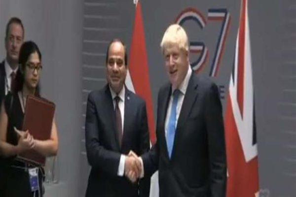 """المشاط: شراكة اقتصادية مصرية بريطانية لتنفيذ رؤية """"2030"""""""