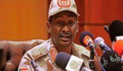 حميدتي يتهم رئيس المخابرات السابق بتنفيذ مخطط تخريبي في الخرطوم