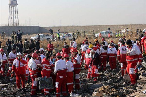 طهران تحدد هويات كل ضحايا الطائرة الأوكرانية المنكوبة