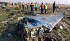 إيران : الطائرة الأوكرانية المنكوبة لم تصب بصاروخ
