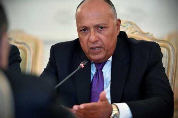 مصر ترفض أي عبث بأمن ليبيا ودول المنطقة