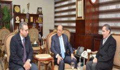 شعراوي لمحافظ الغربية: لا بد من فرض سيادة الدولة