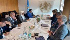 وزيرة الصحة تزور جنيف لاستكمال ملف خلو مصر من الفيروسات الكبدية