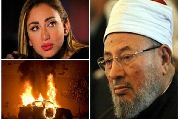 """""""براءة ريهام سعيد وكشف تفاصيل وفاة مصطفى قاسم"""".. نشرة الحوادث"""
