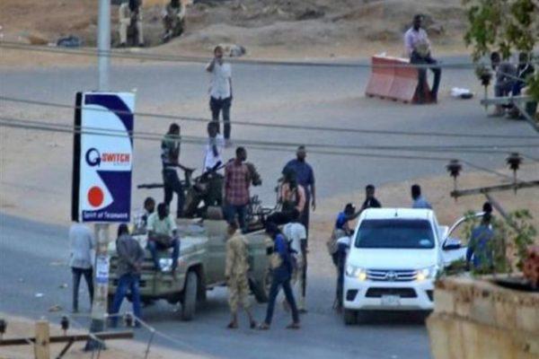 """5 قتلى خلال """"تمرد"""" نفذه عناصر من جهاز المخابرات العامة في السودان"""
