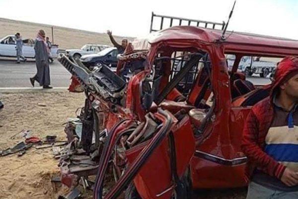 """المجلس القومي للمرأة ينعى ضحايا حادث """"طبيبات المنيا"""""""