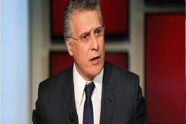 """رئيس حزب """"قلب تونس"""": إنهاء الخلافات واجب وطني لما تشهده البلاد من أوضاع متأزمة"""